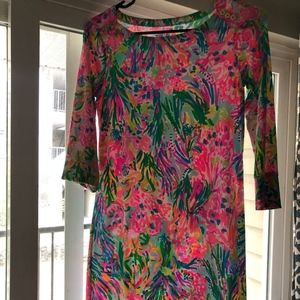 Lilly Pulitzer Printed Charley Dress
